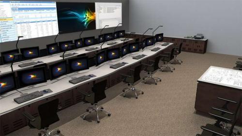 government-control-room-Enterprise-command-center-furniture-console-4